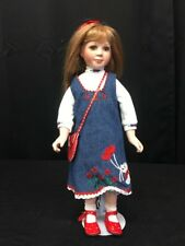 "2001 Linda Mason 16"" Doll #A771 (mm1355)"