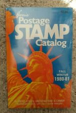 1980-1 Harris Stamp Catalog & Fdc Collecting Catalog and Guide [Sealed]