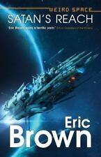 Weird Space: Satan's Reach by Eric Brown  | Paperback |