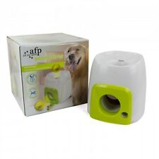 All For Paws Dog Puppy Fetch n Treat Ball Game Reward Toy