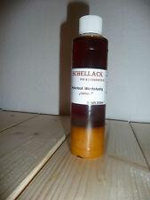 100ml Schellackpolitur Lemon Schellack Polish Kirsche Furnir Holz Lack Politur+