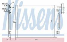 NISSENS Condenseur de climatisation pour PORSCHE BOXSTER 94715 - Mister Auto