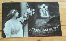 RMS Titanic Bamforth Memorial Postcard number 23 White Star Line