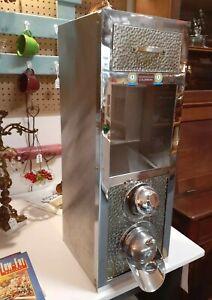 Vintage Commercial Coffee Bean Dispenser