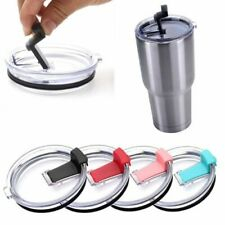 5Pcs 20/30 Oz Splash Spill Proof Lid for Ozark Trail YETI Rambler Tumbler Cup