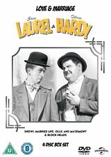 Laurel and Hardy: Love and Marriage [DVD]