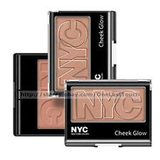 NEW YORK COLOR Powder Blush CHEEK GLOW Discontinued NYC New! *YOU CHOOSE* 1B