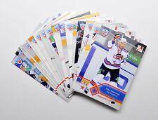 2012-13 KHL SKA Saint Petersburg Full 18-Card Base Set