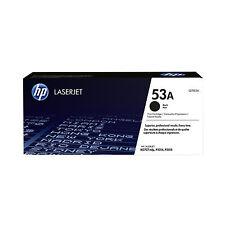 ORIGINALE TONER HP Q7553A BK NERO PER HP LaserJet P2014N P2015 P2015D P2015DN