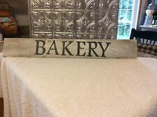 Bakery Wooden Sign