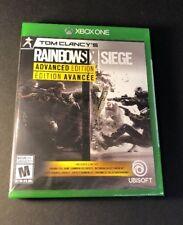Tom Clancy's Rainbow Six Siege [ Advanced Edition ]  (XBOX ONE) NEW