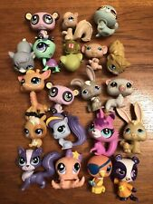 Littlest Pet Shop Assorted Animal Lot