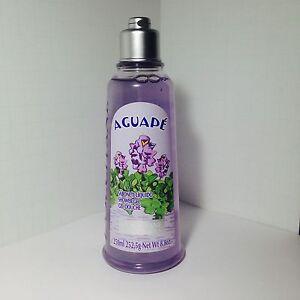 """L'Occitane  Shower Gel """"AGUADE"""" 8.8 oz/250ml"""
