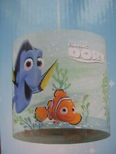 PHILIPS DISNEY FINDING DORY LAMPSHADE CHILD'S BEDROOM LAMPSHADE BNIB NEW BOY/GIR