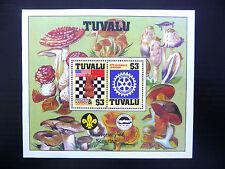 TUVALU Wholesale 1986 Chess Rotary Scouting M/Sheet x 50 U/M SEE BELOW...FP1164