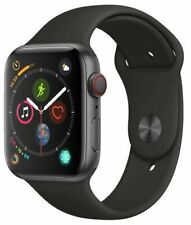 Apple Watch Series 4 (GPS + Cellular, 44mm) - Space Gray Aluminum Case