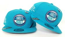 2019 NBA Draft Teal CHARLOTTE HORNETS Pin 9Fifty Snapback Hat