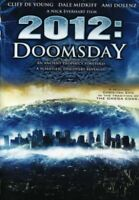2012: Doomsday (DVD, 2008, Region 1) Cliff De Young