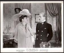 MONSIEUR VERDOUX Charles Chaplin & Martha Raye 1947 VINTAGE ORIG PHOTO 8x10