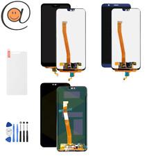 LCD + Ecran tactile Honor 10 Noir - avec/sans Lecteur empreinte Fingerprint