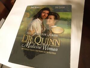 Dr Quinn Medicine Woman Complete Series 25th Anniversary (DVD, 2018),NEW