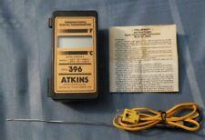 Atkins Series 396 Thermocouple Digital Thermometer W Probe 112 To 1999 F