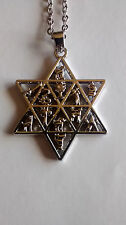12 Tribes Israel necklace, 18 inch chain, Messianic Jewish Interest! Yeshua!