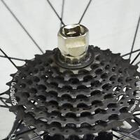 Silver Cycling Bike Bicycle Cassette Flywheel Freewheel Lockring Remover Tool