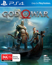 God of War PS4 Game NEW