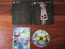 Little big planet 2 -- collector/steelbook version --- for ps3