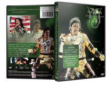 Michael Jackson : History Tour Live In Munich DVDS
