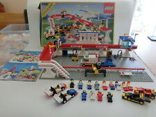 (Go) Lego 6395 Victory Lap Raceway with Boxed & Ba 100% Complete Used Figurines