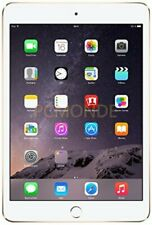 Apple iPad Mini 3 16GB - Wi-Fi + Cellular - Unlocked - Gold (MH3G2LL/A)