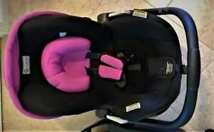 BABY SEAT - CAPSULE INFA SECURE