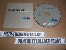 CD Indie Audio Gold-you and I (3) canzone MCD jamc/NOVA DISTR