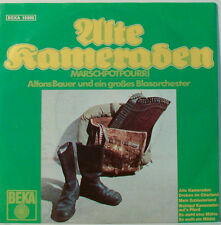 """Vieille kamaraden-Marche Busk Bell-Alfons Bauer - 7"""" single (f543)"""