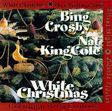 DAMAGED ARTWORK CD Bing Crosby, Nat King Cole: Bing Crosby & Nat King Cole