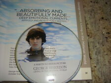 George Harrison Living in the Material World HBO 2012 Emmy DVD Paul McCartney