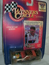 #3 DALE EARNHARDT  GOLD GOODWRENCH + BASS PRO SHOPS 1998 WINNER CIRCLE