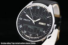Perpetual calendar by PAKETA Russian Rare USSR OLD stock 2628.H DAY DATE