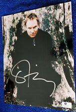 Sting Signed 8x10 Photo - Global Authentics