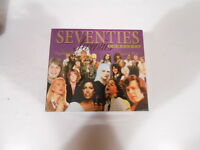 SEVENTIES COMPLETE-ORIGINAL ARTISTS-5 CD BOX SET-100 TRACKS-AUSTRALIA-HOLLIES
