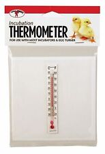 LITTLE GIANT CHICK THERMOMETER KIT Mercury Free Use w/Incubators