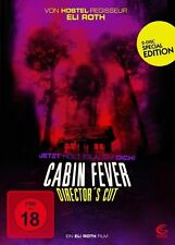 DVD - Cabin Fever - Director`s Cut - 2 Disc Special Edition / #930
