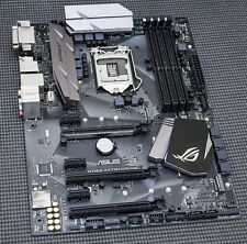 More details for asus strix z270h gaming intel lga1151 atx motherboard *tested & latest bios*