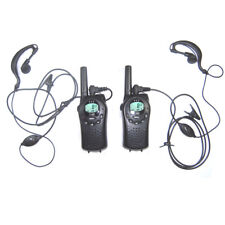 2pcs T-668 LCD Screen 2 way Walkie Talkie PMR Autoscan 5km Range with handsfree