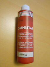 colorant universel OMNISTAR pour peintures 250 ml orange