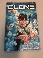 Clone Vol. 1 by David Schulner (2013, Paperback) Tpb Image Comics