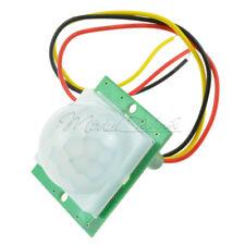 12V PIR IR Infrared Pyroelectric IR PIR Motion Sensor Detector Module DC