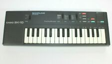 CASIO SK-10 Sampling Keyboard TESTED WORKING No adapter EUC Made In Japan